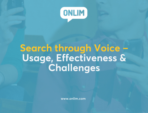 Search Through Voice – Usage, Effectiveness & Challenges