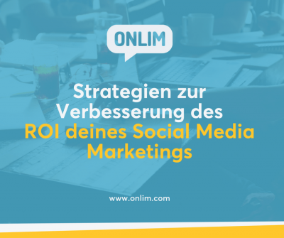 ROI des Social Media Marketings