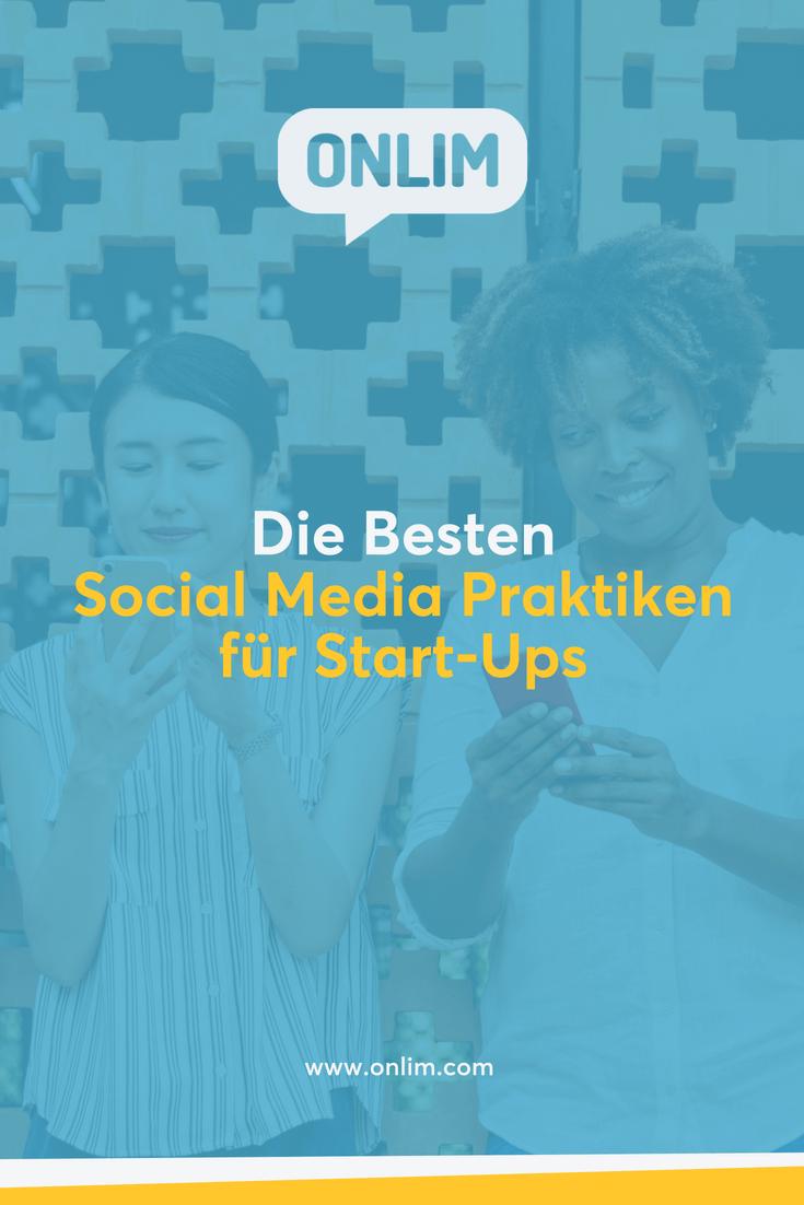 Strategisches Social Media Marketing ist ein machtvolles Tool für das Wachstum von Unternehmen! Daher ist es besonders wertvoll für neu gegründete Firmen. Hier ein kurzer Leitfaden über die besten Social Media Praktiken für Start-Ups.