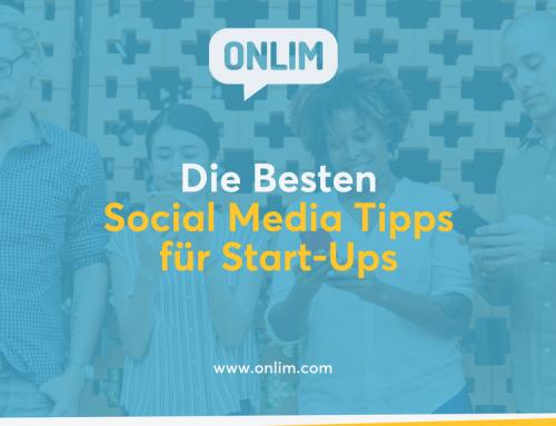Die besten Social Media Tipps für Start-Ups
