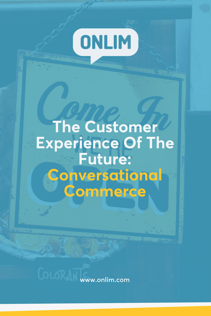 Supported by chatbots and voice assistants, Conversational Commerce brings us one step closer to natural online communication. Learn more about it here...