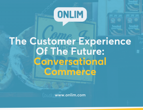 The Customer Experience Of The Future: Conversational Commerce