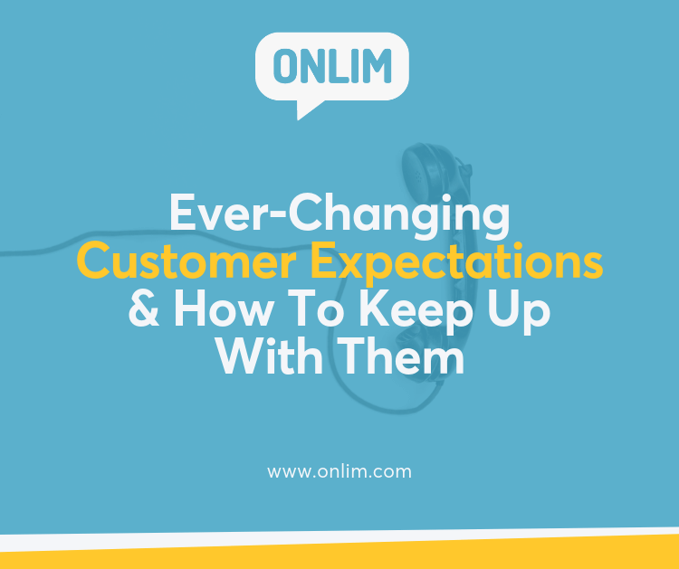 Changing Customer Service Expectations