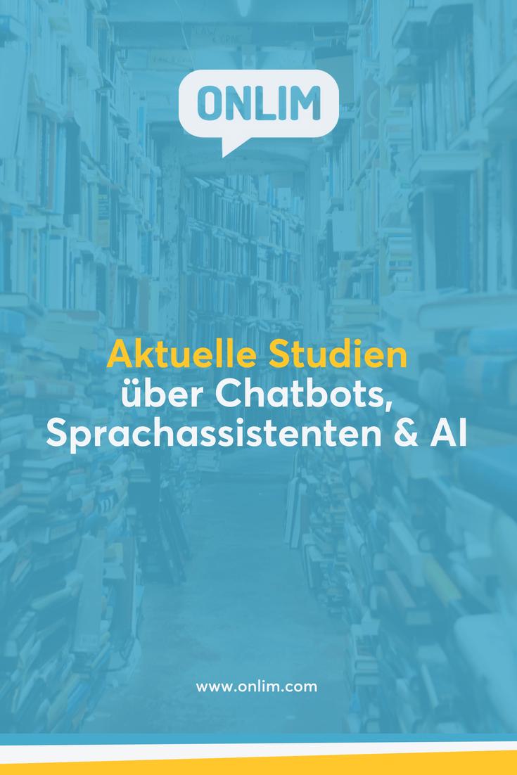 Wie verbreitet sind Chatbots, Sprachassistenten und künstliche Intelligenz eigentlich? Wofür werden sie verwendet und welche weiteren Entwicklungen lassen sich in Zukunft erwarten?