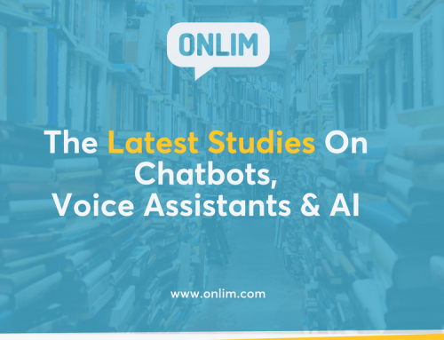 The Latest Studies On Chatbots, Voice Assistants & AI