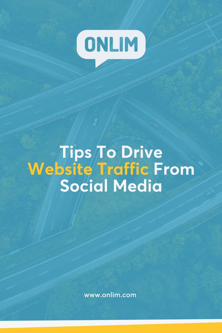 Social media has become an important source of website traffic for many businesses. All you need is the right strategy! Here our top tips to drive website traffic from social media.