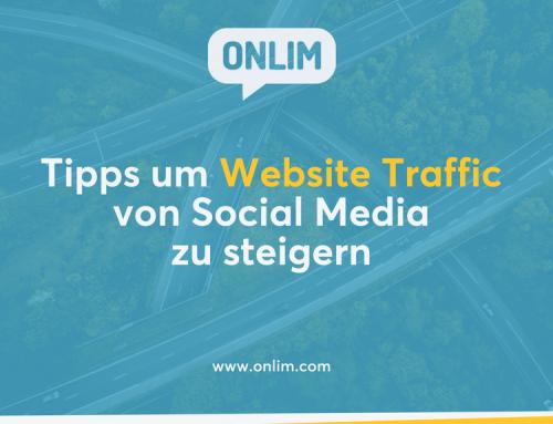 Top Tipps um Website Traffic von Social Media zu steigern