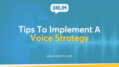 Tips To Successfully Implement A Voice Strategy