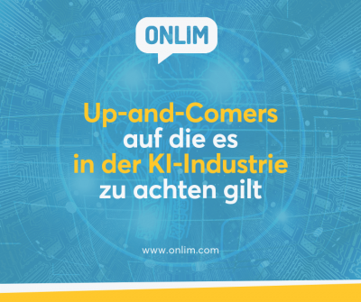Up-and-Comers in der KI-Industrie