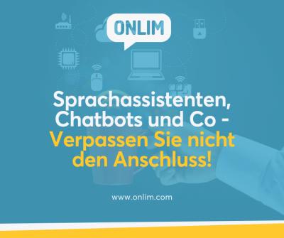 Sprachassistenten, Chatbots und Co