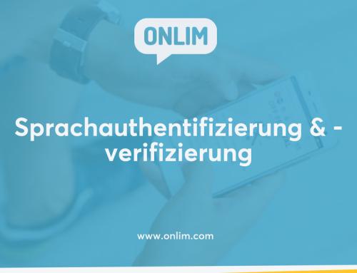 Top 5 Anwendungsfelder für Sprachauthentifizierung und -verifizierung