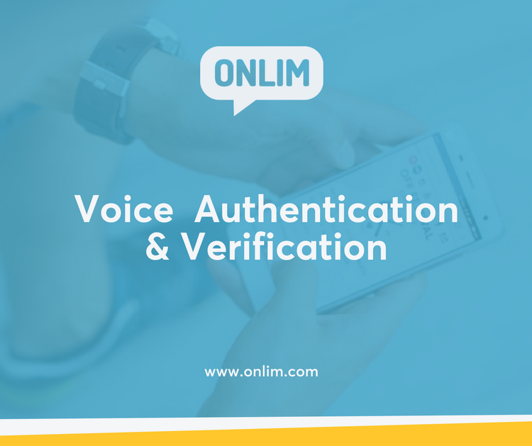 Voice Authentication & Verification