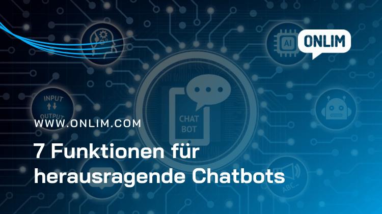 Chatbot-Funktionen