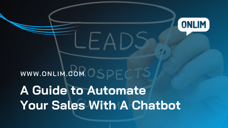 Automate sales with chatbot
