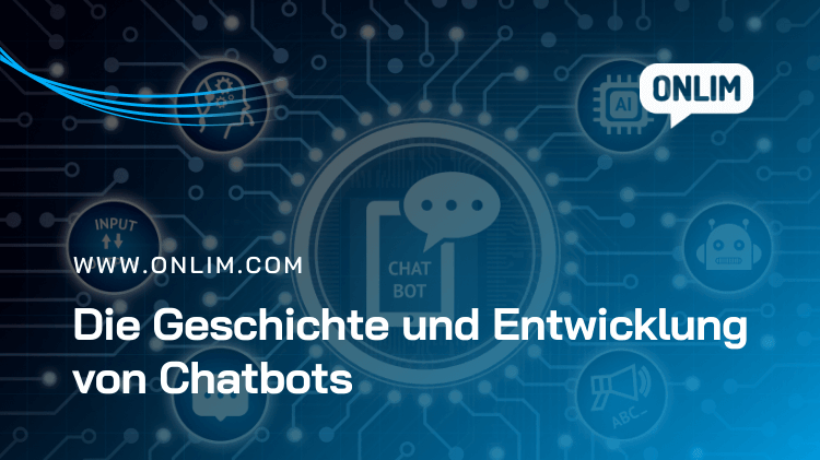 Die Geschichte von Chatbots