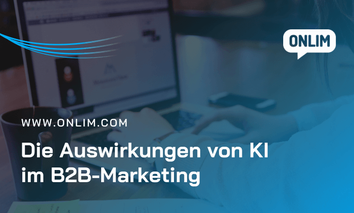 KI im B2B Marketing