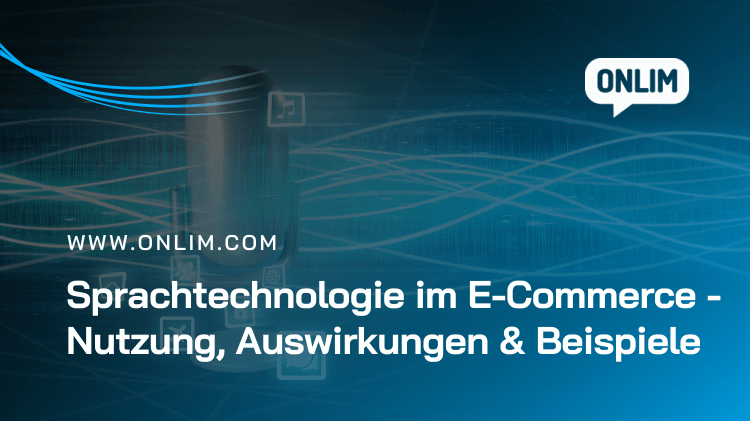 Sprachtechnologie im E-Commerce