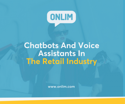 chatbots and voice assistants in the retail industry