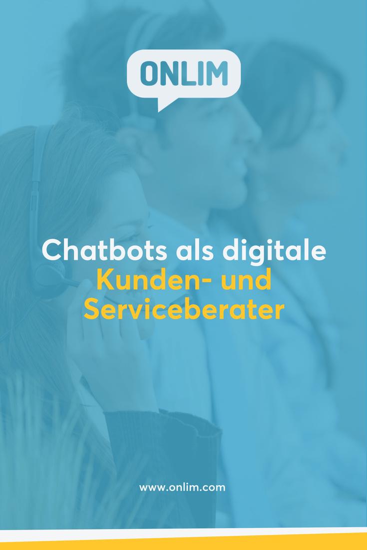 Traditioneller Customer Service entspricht oft nicht mehr den Kundenanforderungen der heutigen Zeit. Hier erfährst du wie Chatbots als digitale Kunden- und Serviceberater eingesetzt werden.