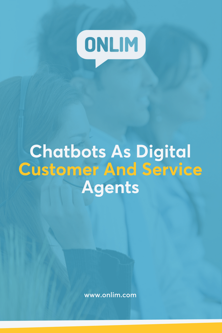 Traditional customer service often doesn't live up to customer expectations anymore. Here's how to use chatbots as digital customer and service agents.