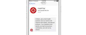 5 Successful Examples of Conversational Marketing - healthtap